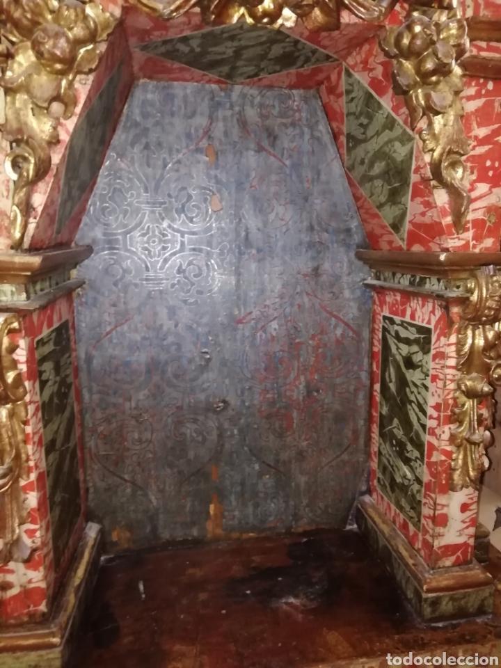 Arte: Capilla barroca siglo XVII - Foto 11 - 193178568