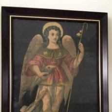 Arte: CUADRO RELIGIOSO ANTIGUO. Lote 193844530