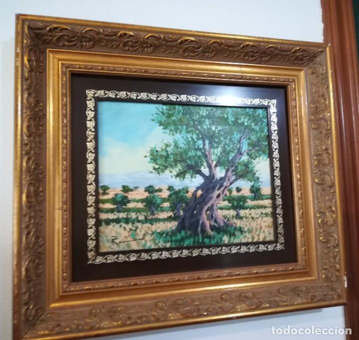 OLIVAR (Arte - Arte Religioso - Pintura Religiosa - Oleo)