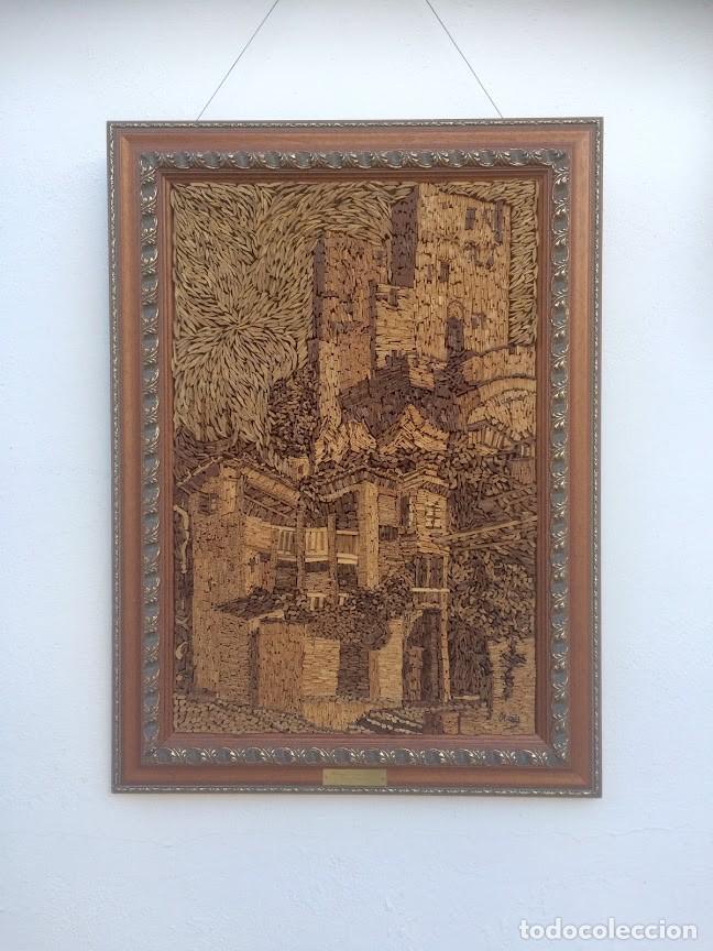 CUADRO DE TORRE BERMEJA ( ALHAMBRA ) (Arte - Arte Religioso - Pintura Religiosa - Otros)