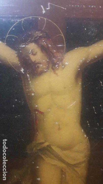 Arte: Calvario chapa siglo XIX - Foto 7 - 194106491