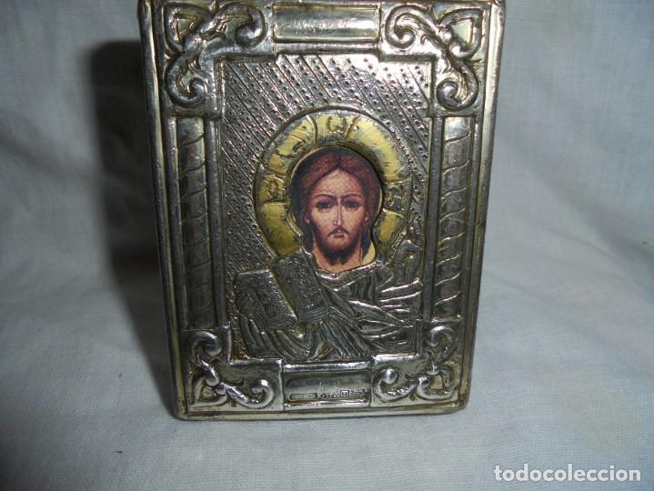 Arte: ICONO SOBREMESA DE PLATA 925 - Foto 13 - 194137882