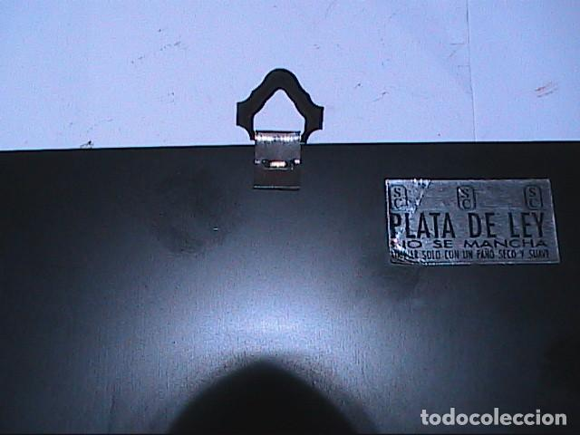 Arte: EXCELENTE ICONO PANTOCRATOR BIZANTINO EN PLATA DE LEY. - Foto 10 - 194155587