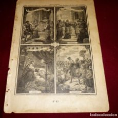 Arte: GRABADO RELIGIOSO SIGLO XIX.Nº 63. Lote 194170783