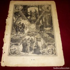 Arte: GRABADO RELIGIOSO SIGLO XIX.Nº 65. Lote 194170788