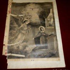 Arte: GRABADO RELIGIOSO SIGLO XIX.Nº 4-1. Lote 194170815