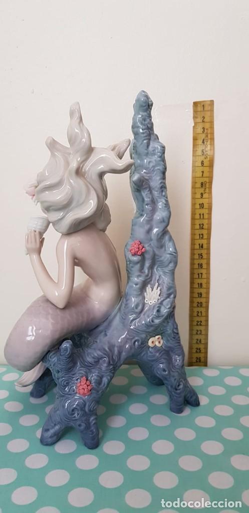 Arte: Lladro sirenas. - Foto 6 - 194184993