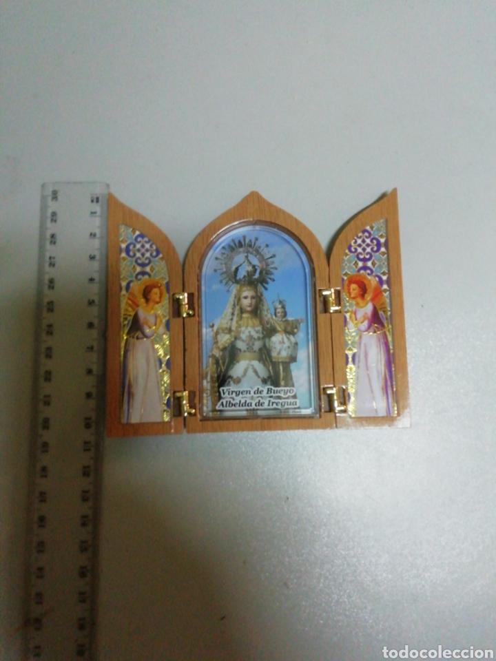 Arte: Mini capilla de la virgen de Bueyo - Foto 2 - 194198156