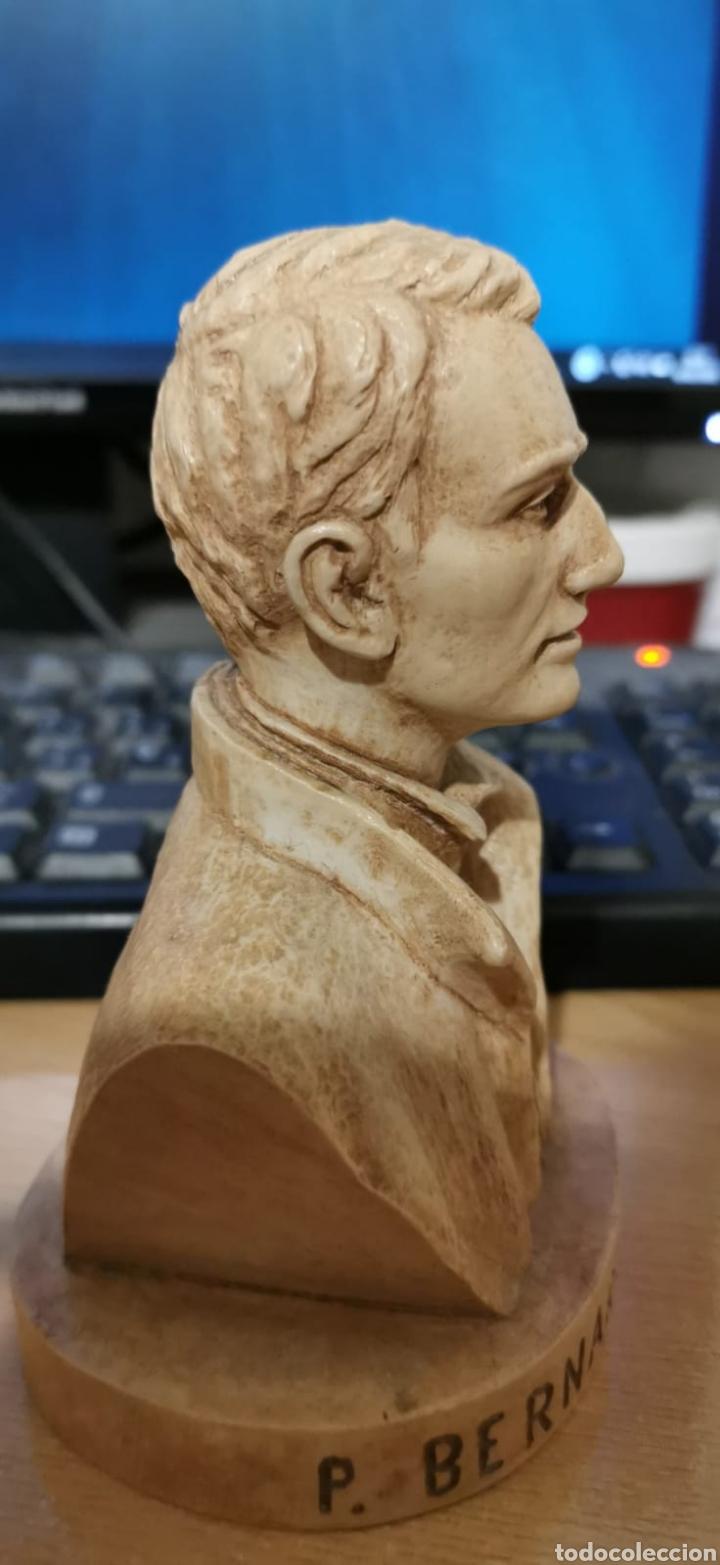 Arte: Busto P. Bernardo F. De Hoyos 13x08 - Foto 2 - 194232471