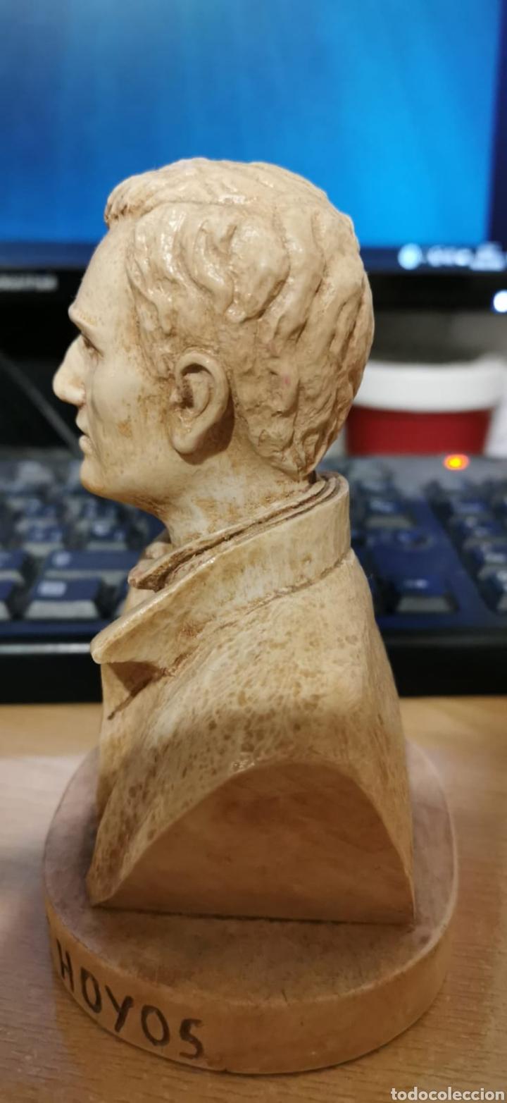 Arte: Busto P. Bernardo F. De Hoyos 13x08 - Foto 3 - 194232471