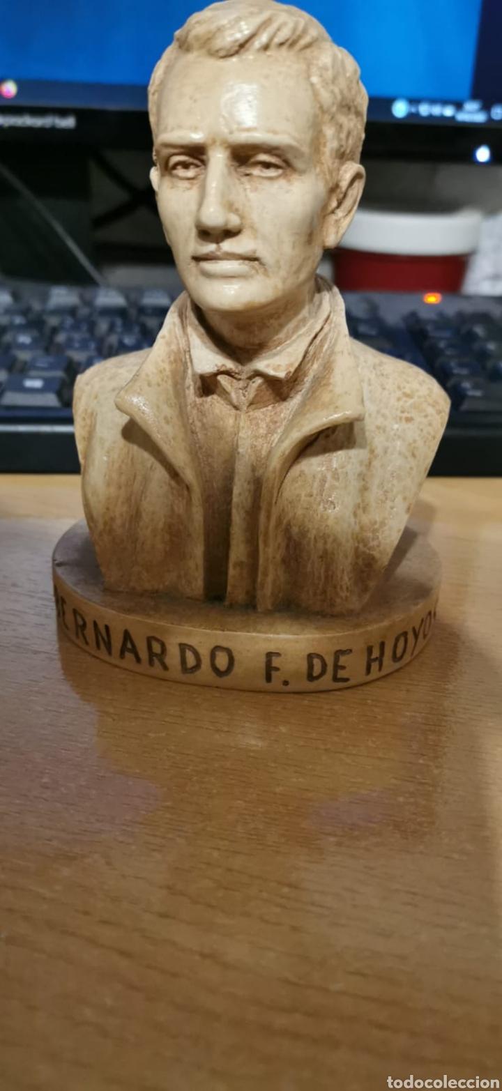 Arte: Busto P. Bernardo F. De Hoyos 13x08 - Foto 6 - 194232471