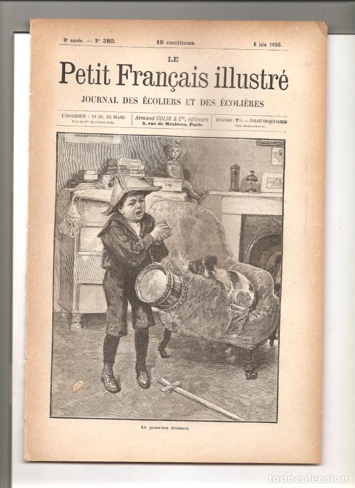 1145. NIÑOS 1896 (Arte - Arte Religioso - Litografías)