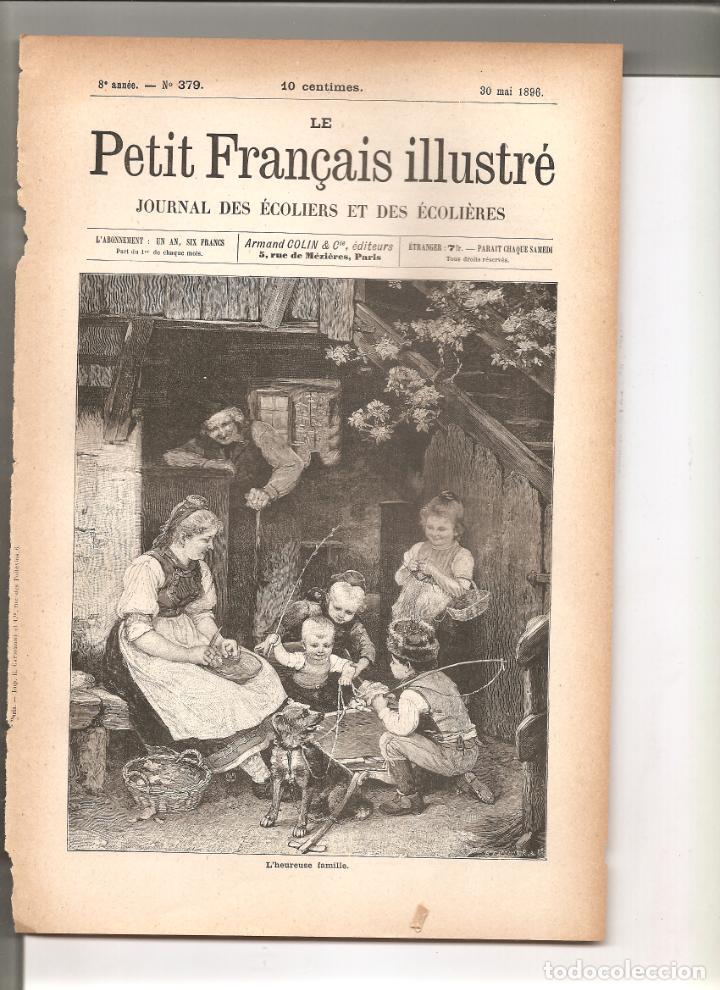 Arte: 1145. NIÑOS 1896 - Foto 2 - 194334822