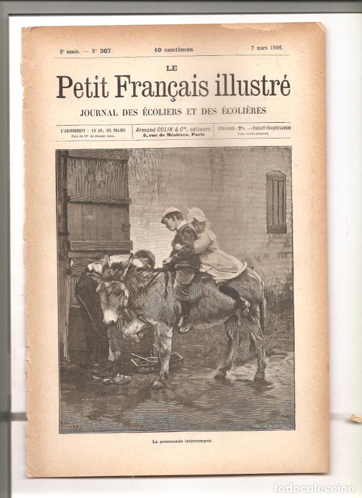Arte: 1145. NIÑOS 1896 - Foto 4 - 194334822