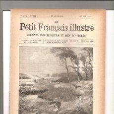Arte: 1150. APERTURA DEL PERIODO DE CAZA EN 1896. Lote 194336294