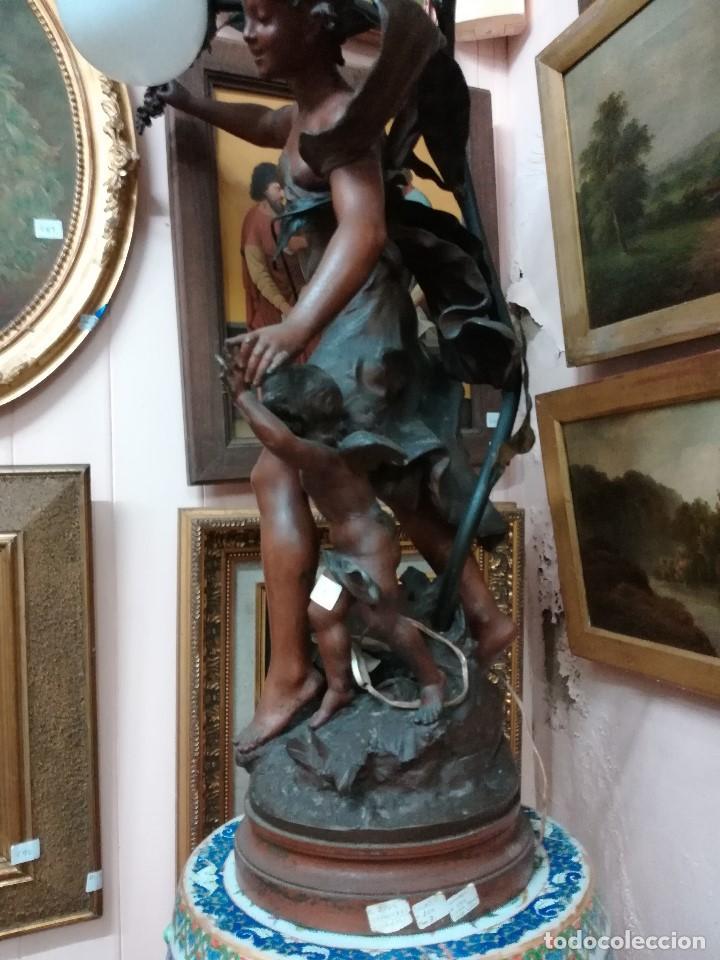 Arte: Escultura de calamina - Foto 2 - 194338471