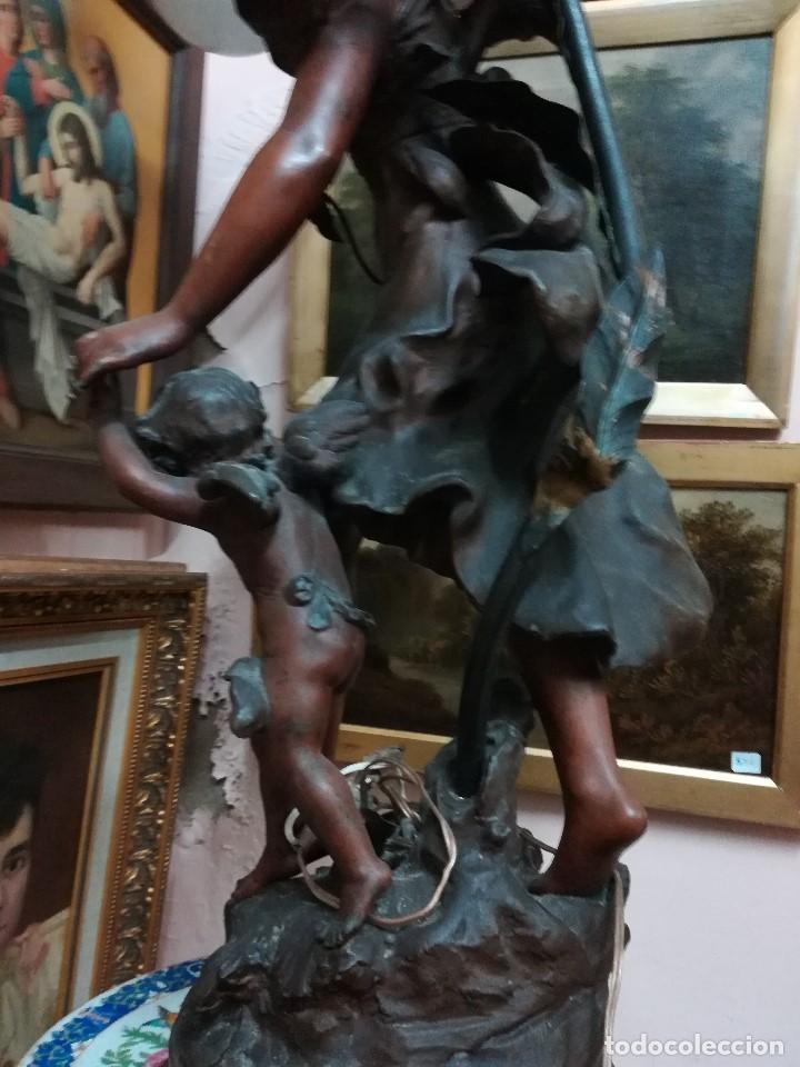 Arte: Escultura de calamina - Foto 5 - 194338471
