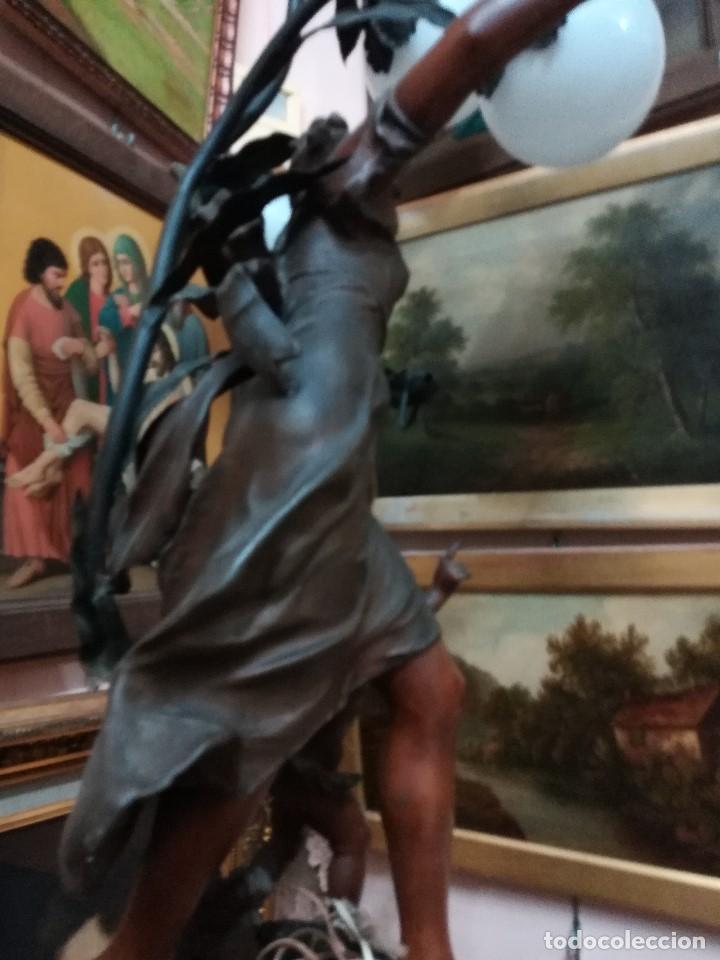 Arte: Escultura de calamina - Foto 9 - 194338471