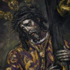 Arte: JESÚS DEL GRAN PODER SEVILLA 2020. Lote 194353903