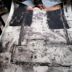 Arte: GRABADO DE JAUME RIBAS ORIGINAL MEDIDAS 1,20 X 80 CM. Lote 194521236