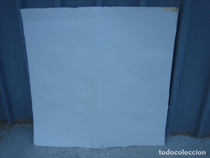Arte: Acuarela . Almudena Bellido Fdez-Montes. M 80x80 cm - Foto 5 - 194618301
