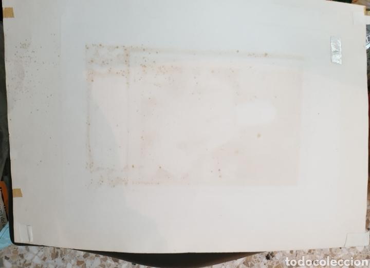 Arte: Grabado antiguo Diego de Rivera - Foto 4 - 194730656