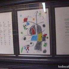 Arte: LIBRO MARAVILLAS CON VARIACIONES ACROSTICAS EL JARDIN DE MIRO, R.ALBERTI. Lote 194789601