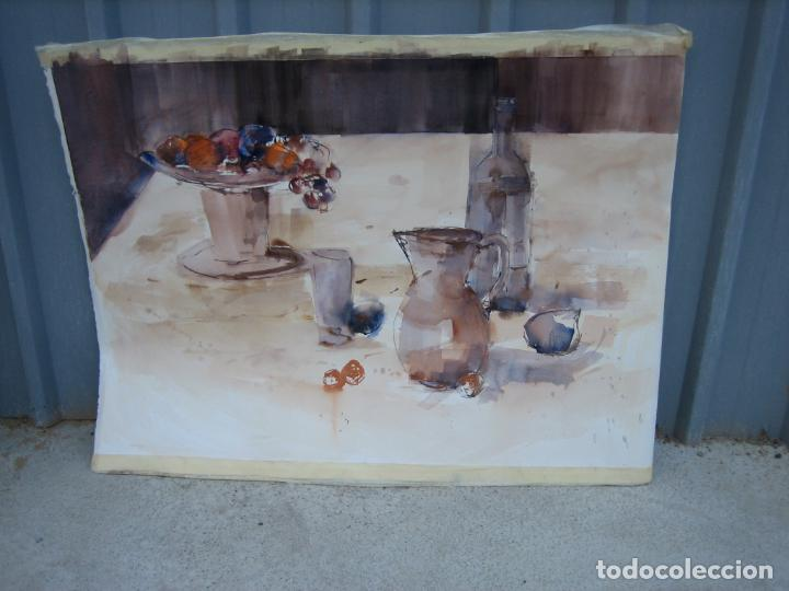 ACUARELA . ALMUDENA BELLIDO (Arte - Arte Religioso - Pintura Religiosa - Acuarela)