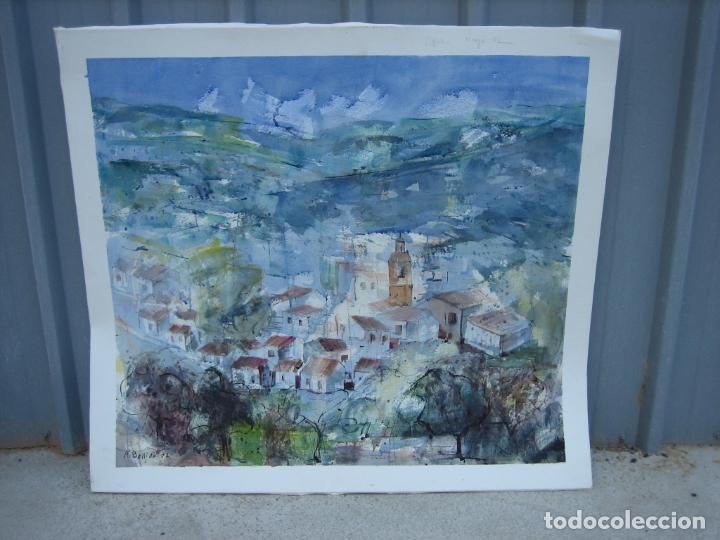 Arte: Acuarela . Almudena Bellido. Córdoba - Foto 2 - 194899756