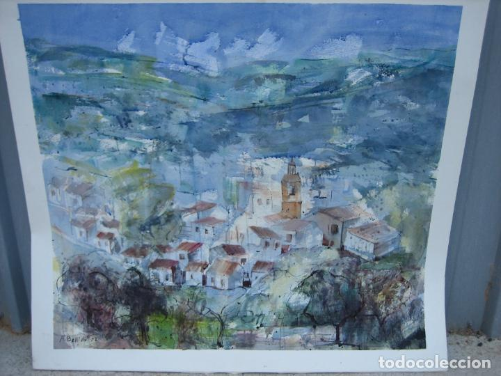 Arte: Acuarela . Almudena Bellido. Córdoba - Foto 3 - 194899756