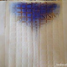 Arte: LITOGRAFIA FRANCESC GUITART DEL AÑO '89. Lote 194920335