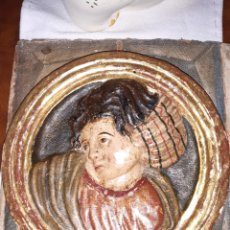 Arte: RELIEVE MADERA. Lote 194925996