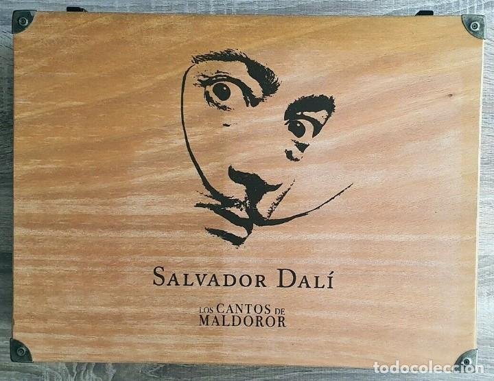 LOS CANTOS DE MALDOROR ILUSTRADA POR SALVADOR DALÍ (Arte - Arte Religioso - Litografías)