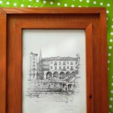Arte: ARCOS DE LA RIBERA, BILBAO. Lote 194940693