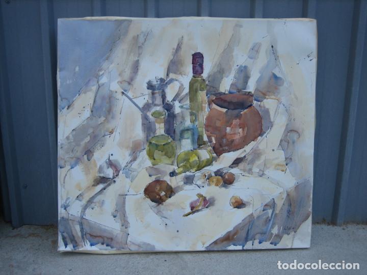 ACUARELA . ALMUDENA BELLIDO FDEZ-MONTES. CÓRDOBA (Arte - Arte Religioso - Pintura Religiosa - Acuarela)