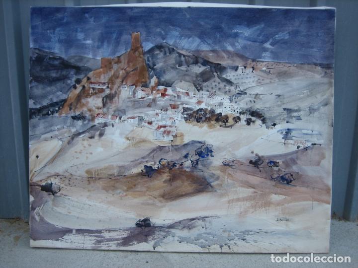 Arte: Acuarela . Almudena Bellido Fdez-Montes. Córdoba - Foto 2 - 194957572