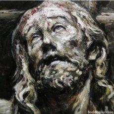 Arte: CRISTO DE LA EXPIRACIÓN EL CACHORRO SEVILLA 2017. Lote 195011645