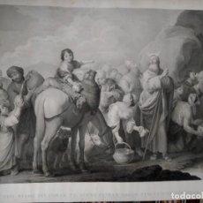 Arte: GRABADO RELIGIOSO DEL SIGLO 19. Lote 195013021