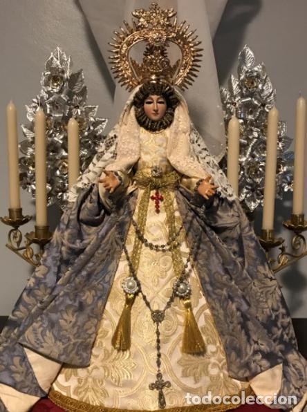 VIRGEN DE VESTIR (Arte - Arte Religioso - Escultura)