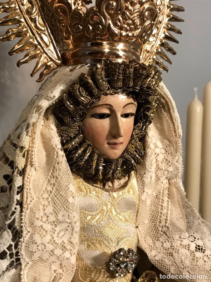 Arte: Virgen de Vestir - Foto 2 - 195014260