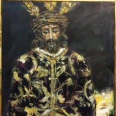 Arte: EL SEÑOR DE LA SENTENCIA DE LA MACARENA 2019. Lote 195050626
