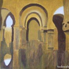 Arte: CUADROS PINTURA ABSTRACTA. Lote 195105936
