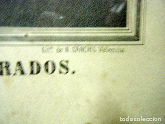 Arte: Nª Sª DE LOS DESAMPARADOS PATRONA DE VALENCIA Y SU REINO. V. AZNAR, 1877 - Foto 4 - 195185106