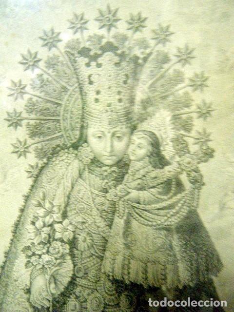 Arte: Nª Sª DE LOS DESAMPARADOS PATRONA DE VALENCIA Y SU REINO. V. AZNAR, 1877 - Foto 5 - 195185106