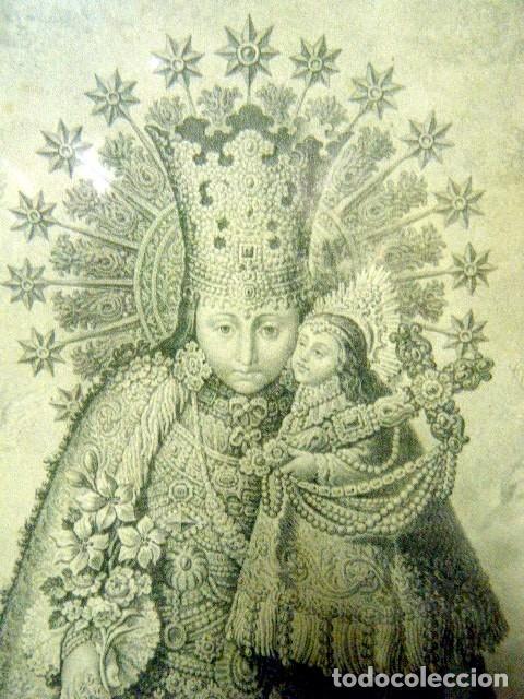 Arte: Nª Sª DE LOS DESAMPARADOS PATRONA DE VALENCIA Y SU REINO. V. AZNAR, 1877 - Foto 10 - 195185106