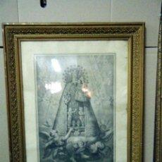 Arte: Nª Sª DE LOS DESAMPARADOS PATRONA DE VALENCIA Y SU REINO. V. AZNAR, 1877. Lote 195185106