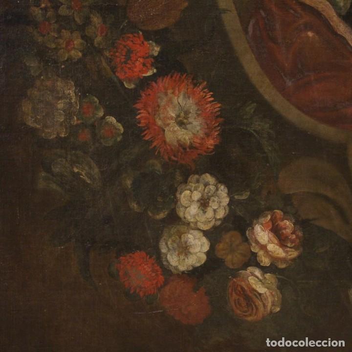 Arte: Antigua pintura religiosa española del siglo XVIII - Foto 7 - 195200002