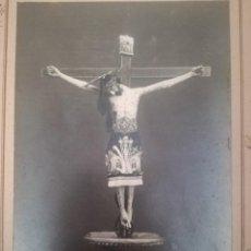 Arte: CRISTO DE LA SANGRE BALEARES. Lote 195205798