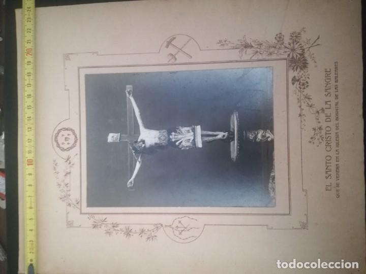 Arte: Cristo de la Sangre Baleares - Foto 3 - 195205798