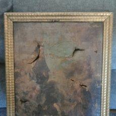 Arte: ÓLEO SOBRE LIENZO, VIRGEN DEL CARMEN. SIGLO XVIII. Lote 195288100